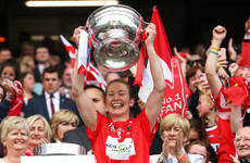 Rena Buckley makes GAA history with an incredible 18 All-Ireland medals