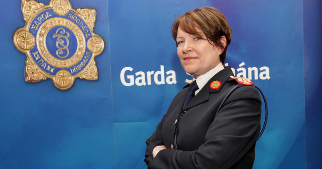 Garda Commissioner Nóirín O'Sullivan has announced she is retiring