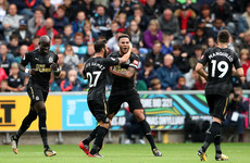 Renato Sanches shackled on Swansea debut as Magpies win without Benitez
