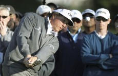 Mickelson in control at halfway stage