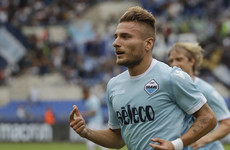 Ciro Immobile embarrassed high-spending AC Milan with a blistering ten minute hat-trick