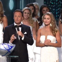 One of the contestants on Miss America called out Donald Trump's response to Charlottesville last night