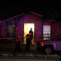 Eight dead following a shooting at a Texas home