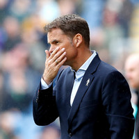 Frank de Boer sacked by Crystal Palace after just 77 days as manager