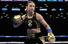 Katie Taylor has world title fight confirmed versus two-weight champ from Argentina