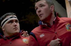 'It's not about being selfish today': Lions Uncovered trailer gives sneak peek inside tour to New Zealand