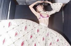 This New York Fashion Week designer sent models down the catwalk in bejewelled vaginas
