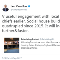 FactCheck: Has the government quadrupled social housing construction in two years?