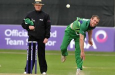 Ireland come up short in Kenya