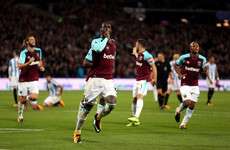 Birthday gift for Bilic as Hammers earn first Premier League win of the season