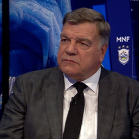 Big Sam contacted by Crystal Palace chairman after De Boer sacking