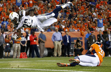 Broncos hold off Chargers to give coach Joseph first win, while Bradford rips Saints to shreds
