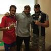 Ex-UFC champion Eddie Alvarez visits Gaelic footballer involved in serious car accident