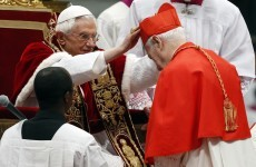Pope appoints 22 new Cardinals - including 18 who will pick his successor