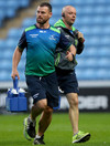 Carolan looking forward to battle of wits with former Connacht team-mate Jackman