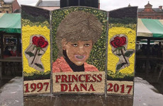 No one can get their heads around this town's... interesting memorial to Princess Diana