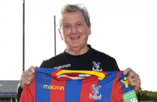 Hodgson back in football as he takes over at 'boyhood club' Crystal Palace