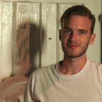 'I said the worst word I could possibly think of': YouTube star PewDiePie apologises