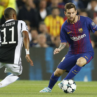 Magnificent Lionel Messi finally beats Buffon as Barcelona seriously impress against Juve