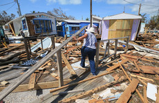 Hurricane Irma destroyed or 'significantly damaged' 90% of homes on Florida Keys