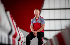 Luke Marshall's focus solely on starting with Ulster as opposed to the green jersey