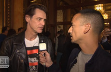 Jim Carrey tried to explain *that* awkward interview - by giving an even weirder one... it's the Dredge