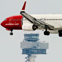 Norwegian Air's Irish wing lost hundreds of millions of dollars last year