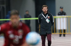 Villas-Boas claims Scolari's club caused car accidents to delay his team's arrival