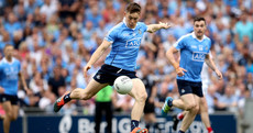 'His name has been talked about since he was a minor': Dublin's King Con taking it all in his stride