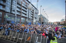 Dublin City Council explain why Sunday's All-Ireland won't be shown on big screen in Smithfield