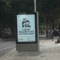 'A sexist remark is not a compliment': New poster initiative hits streets of Dublin