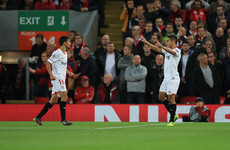Liverpool left frustrated on Champions League return