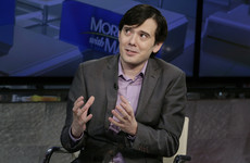 'Bad boy of pharma' Martin Shkreli jailed over Hillary Clinton threat