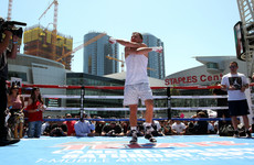 Golovkin describes Canelo superfight as like going on a date with a new girlfriend