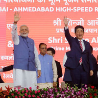 India is set to get its first bullet train thanks to Japan