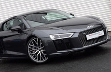 This Audi R8 V10 plus looks like a supercar and drives like one too