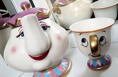 Ready yourselves - Mrs Potts teapots have arrived into Penneys