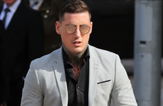 Celebrity Big Brother star Jeremy McConnell fined for trespassing at woman's house