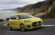 The new Suzuki Swift Sport has lost weight and gained a turbocharger