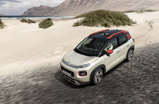 Citroen launches the C3 Aircross to compete with the Renault Captur