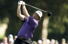 Mickelson shares the lead with Bradley, as Harrington bid falters