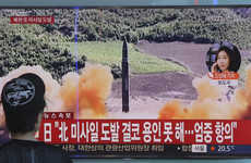 'Flee into a building or a basement': North Korea ballistic missile launch triggers high alert in Japan