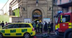 UK terror threat level raised to 'critical' following London tube explosion