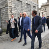 Joe Biden was walking around Dublin yesterday looking exactly as cool as you'd expect