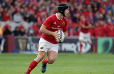 Bleyendaal returns to captain Munster for tomorrow's trip to face Ospreys