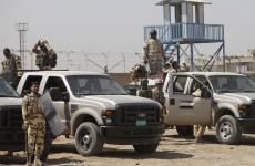 Suicide bomber kills 18 in Baghdad blast
