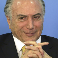 Brazil's president charged with obstruction of justice and leading a criminal group