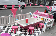 From parking spaces to pop-up parks: 35 new parks appeared in Dublin yesterday
