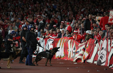 Cologne issue statement criticising Arsenal security after both clubs charged by Uefa