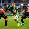 Connacht fall flat as Bernard Jackman picks up first win in charge of Dragons